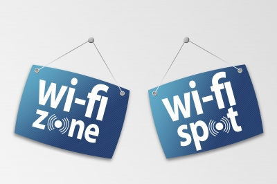 Wifi Zone and Spot
